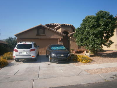 Single Family Home For Sale: 711 W Calle Coroza