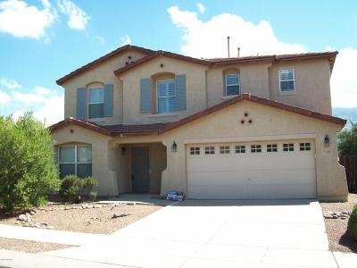 Tucson Single Family Home For Sale: 15062 N Twin Lakes Drive