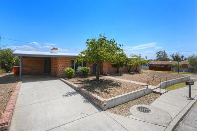 Tucson Single Family Home For Sale: 2202 N Los Altos Avenue