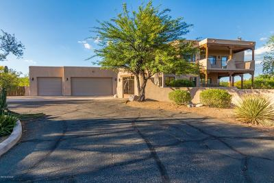 Tucson Single Family Home For Sale: 12570 N Coyote Crossing Trail