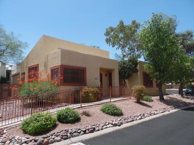 Pima County Townhouse For Sale: 7542 E Terrace Drive