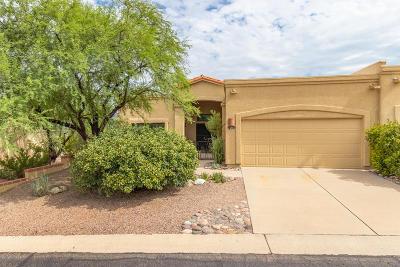 Tucson Townhouse For Sale: 1201 E Camino Diestro