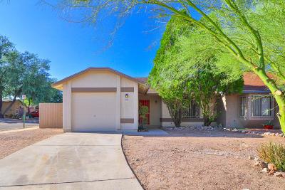 Tucson Townhouse Active Contingent: 8764 E Boojum Place