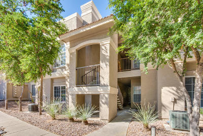 Oro Valley Condo Active Contingent: 1500 E Pusch Wilderness Drive #3206