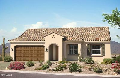 Marana Single Family Home For Sale: 6909 W Cliff Spring Trail
