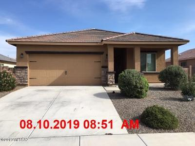 Marana Single Family Home For Sale: 11246 W Folsom Point Drive