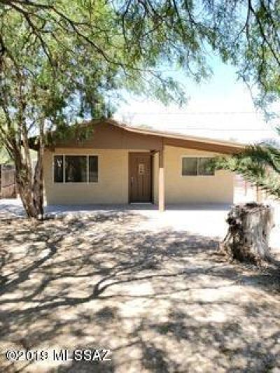 Tucson Single Family Home For Sale: 3526 S 7th Avenue