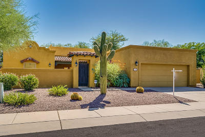 Tucson Single Family Home For Sale: 3722 N Placita Vergel