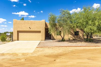 Tucson Single Family Home Active Contingent: 11670 W Picture Rocks Road