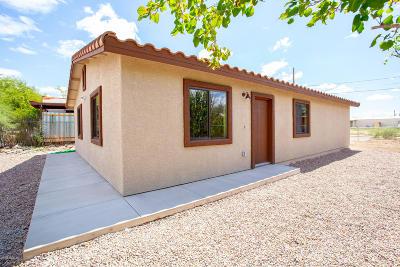 Tucson Single Family Home For Sale: 737 W Calle Adelanto