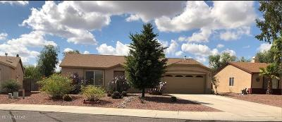 Tucson Single Family Home For Sale: 7711 W Copper Moon Way