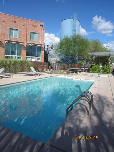 Tucson Condo For Sale: 1001 E 17th Street #212