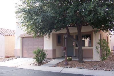Sahuarita Single Family Home For Sale: 1116 W Vuelta Potrillo Mesteno