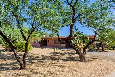 Single Family Home For Sale: 802 N Montezuma Avenue