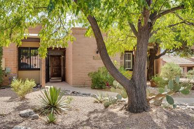 Tucson Townhouse For Sale: 1686 W Dalehaven Circle