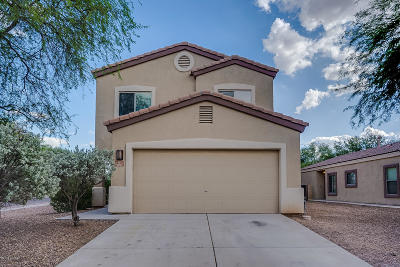 Sahuarita Single Family Home For Sale: 476 E Placita Rejilla