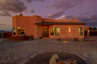 Tucson Single Family Home For Sale: 4816 W Sunset Road