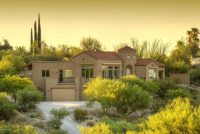 Tucson Single Family Home For Sale: 5510 N Sundance Place