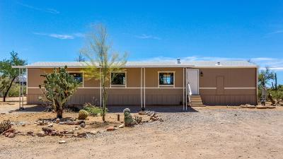 Pima County Manufactured Home For Sale: 11511 W Picture Rocks Road