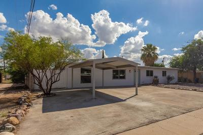 Tucson Single Family Home For Sale: 758 S Lehigh Drive