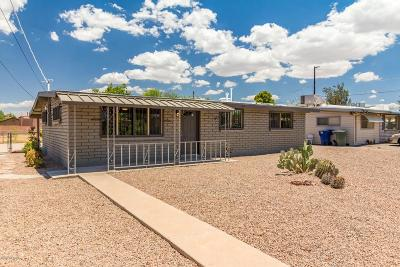 Tucson Single Family Home For Sale: 3810 N Park Avenue
