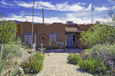 Marana Single Family Home For Sale: 36897 S Edendale Road