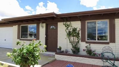Tucson Single Family Home For Sale: 7646 E Apple Tree Drive