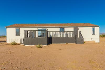Manufactured Home For Sale: 15370 W Scrub Brush Road