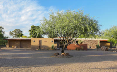 Oro Valley Single Family Home For Sale: 460 W Valle Del Oro Road