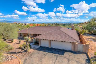 Tucson Single Family Home For Sale: 4908 E Calle Capistrano