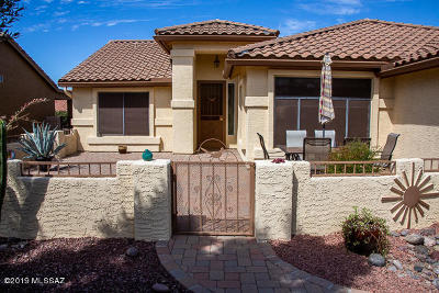 Green Valley Single Family Home For Sale: 849 N Cowboy Canyon Drive