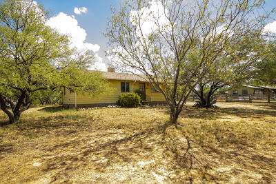 Sahuarita Single Family Home For Sale: 16531 S Delgado Road