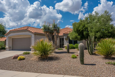 Oro Valley Single Family Home For Sale: 14315 N Wisteria Way