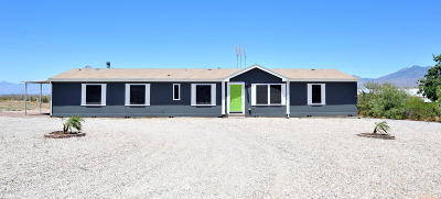 Manufactured Home Active Contingent: 3532 E Andrada Road