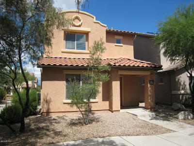 Tucson Single Family Home For Sale: 6034 S Cedar Elm Lane