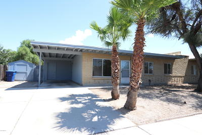 Pima County Townhouse For Sale: 2341 S Window Rock Place