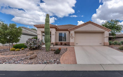 Marana Single Family Home For Sale: 5288 W Sunrise Canyon Place