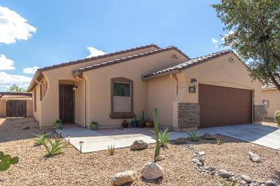 Marana Single Family Home Active Contingent: 11377 W Combine Drive