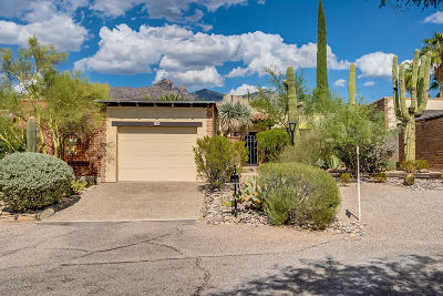 Tucson Townhouse For Sale: 2561 E Cerrada Adelita