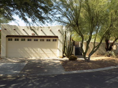 Tucson Single Family Home For Sale: 760 W Clear Creek Way