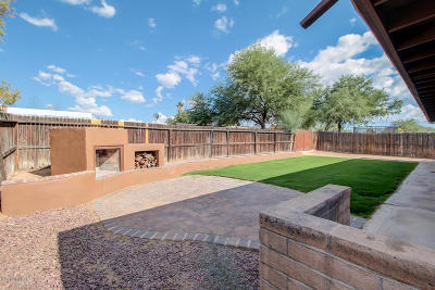 Tucson Single Family Home For Sale: 6948 N Galaxy Place