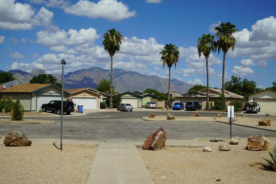 Tucson Single Family Home For Sale: 4764 N Brookeview Drive