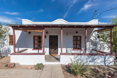 Tucson Single Family Home For Sale: 733 S Osborne Avenue