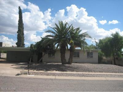 Tucson Single Family Home For Sale: 8340 E Beverly Street