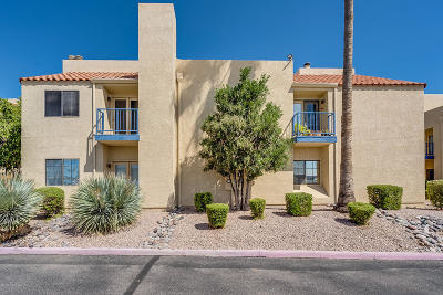 Tucson Condo For Sale: 1200 E River Road #H-104