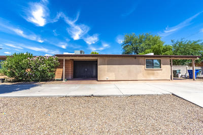 Tucson Single Family Home For Sale: 7441 E Calle Marques