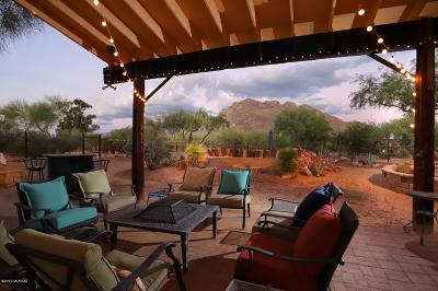Tucson Single Family Home For Sale: 8900 N Camino De Anza