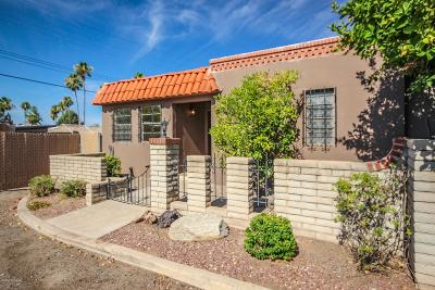 Pima County Townhouse For Sale: 1324 S Camino Seco