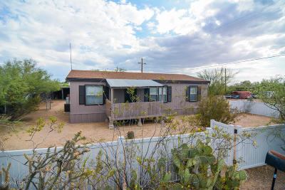 Pima County Manufactured Home For Sale: 9181 W Claude Street