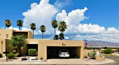 Pima County Townhouse For Sale: 9895 1st Street